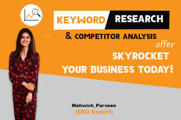 I will do the best profitable long tail SEO keyword research in 24h
