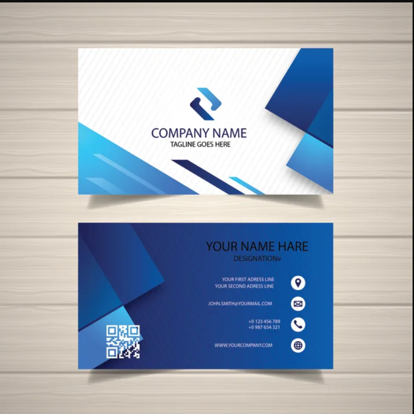 I will design professional and original attractive business card