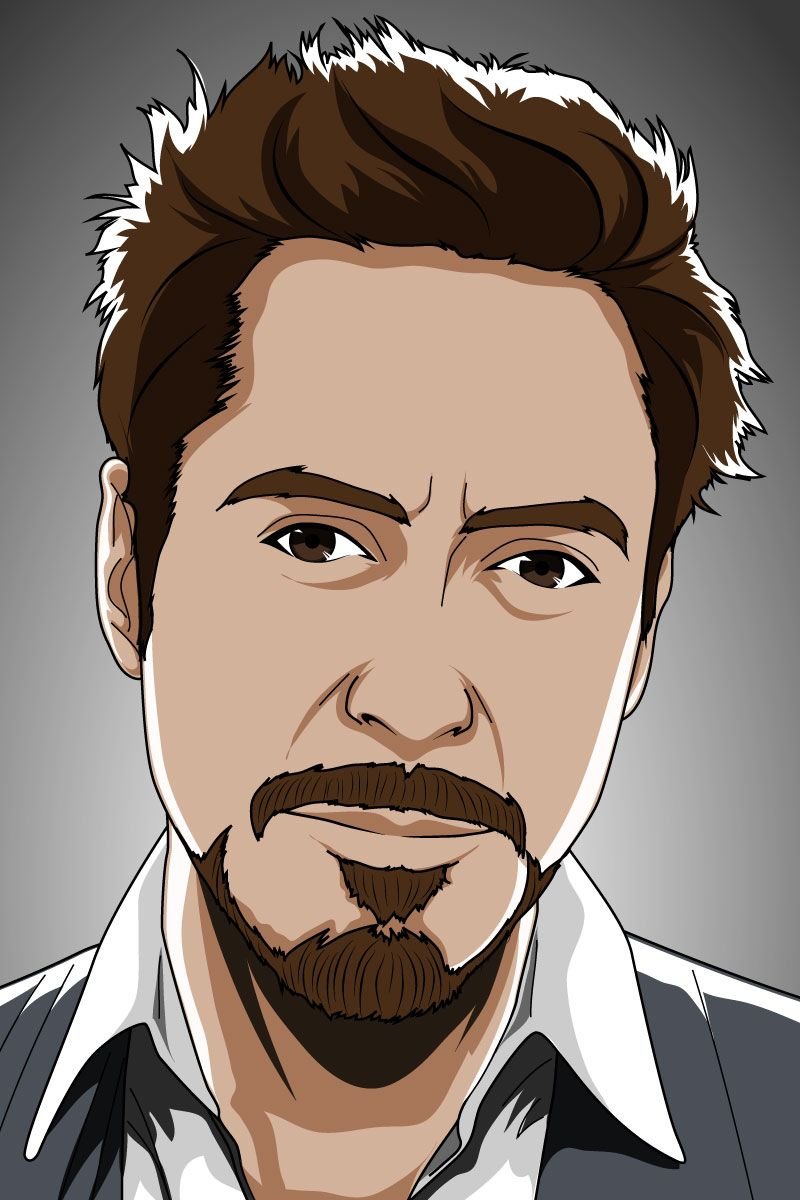 I will create cartoon caricature from your photo