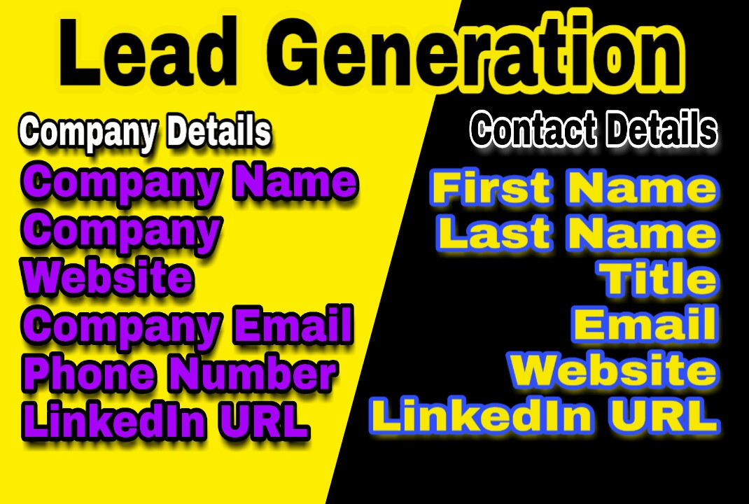 I Will Provide virtual assistant and lead generation service