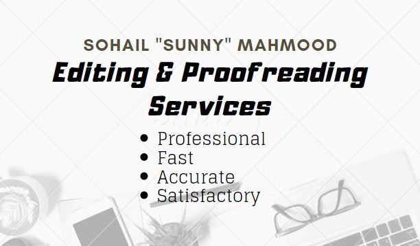 Lightning Fast Professionally done Proofreading