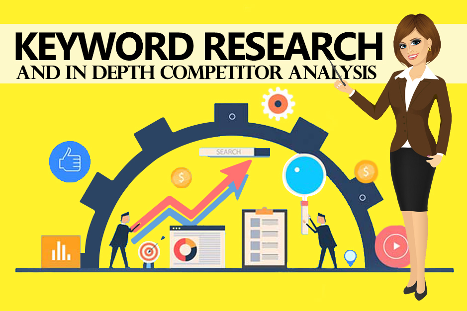 I will do in depth SEO keyword Research for your website