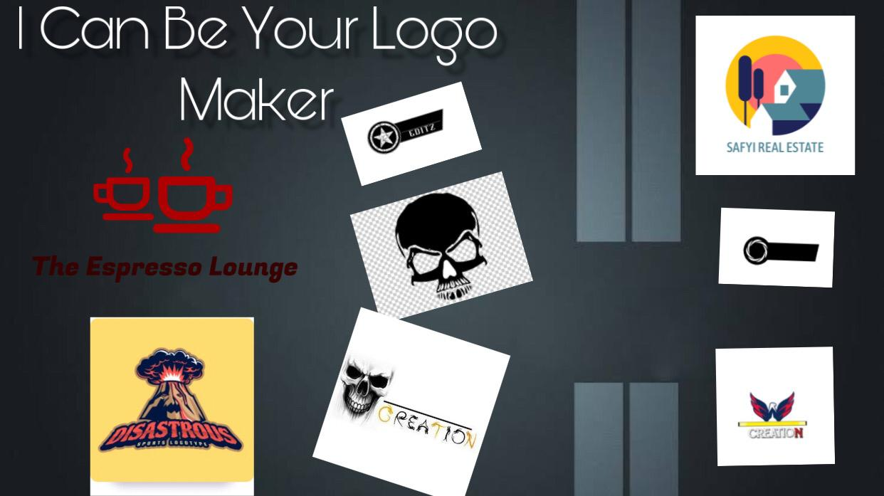 I Can Be Your Custom And Creative Logo Maker For You Business