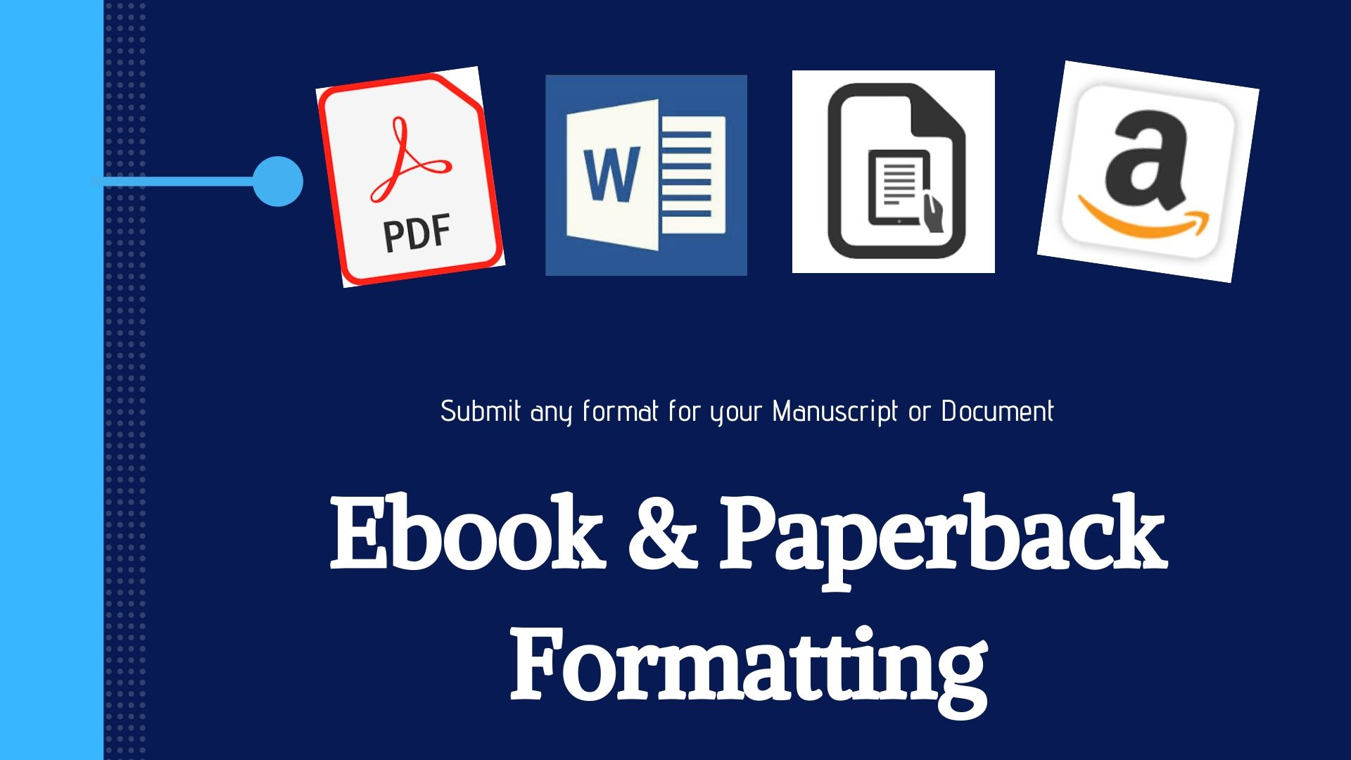 I will format book for Amazon KDP paperback