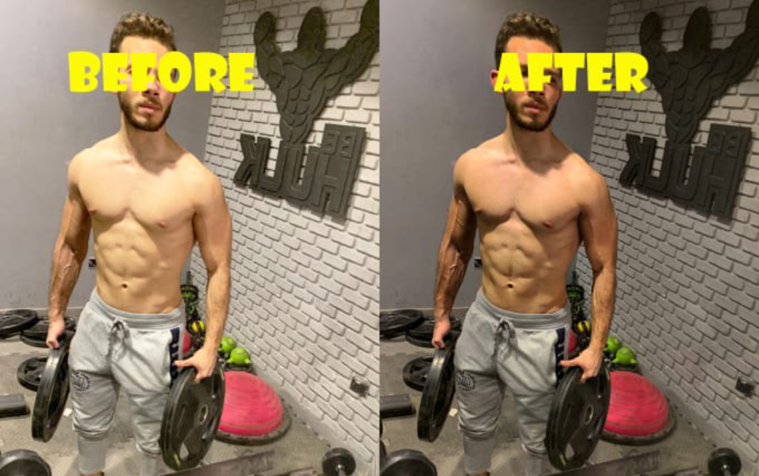 i will edit your fitness photos