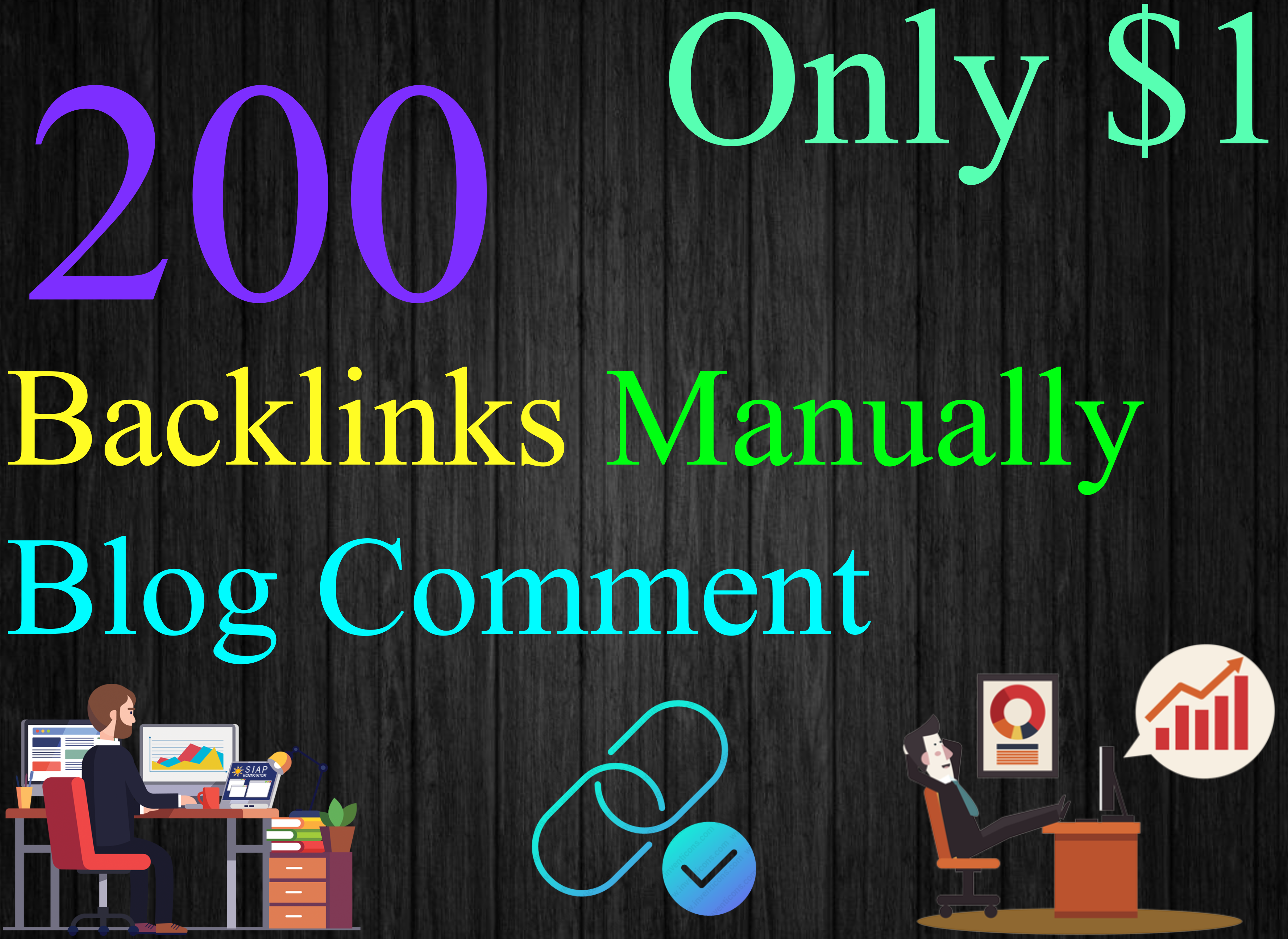 i Will Do Manually High DA PA 200 Dofollow Backlinks