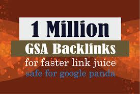 I Will build 1 Million Dofollow backlinks for website boost ranking on google