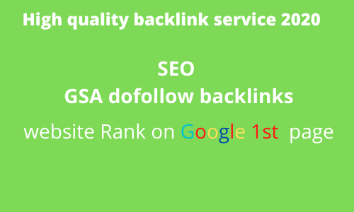 I will make 300kb high authority quality SEO dofollow backlinks Rank on Google