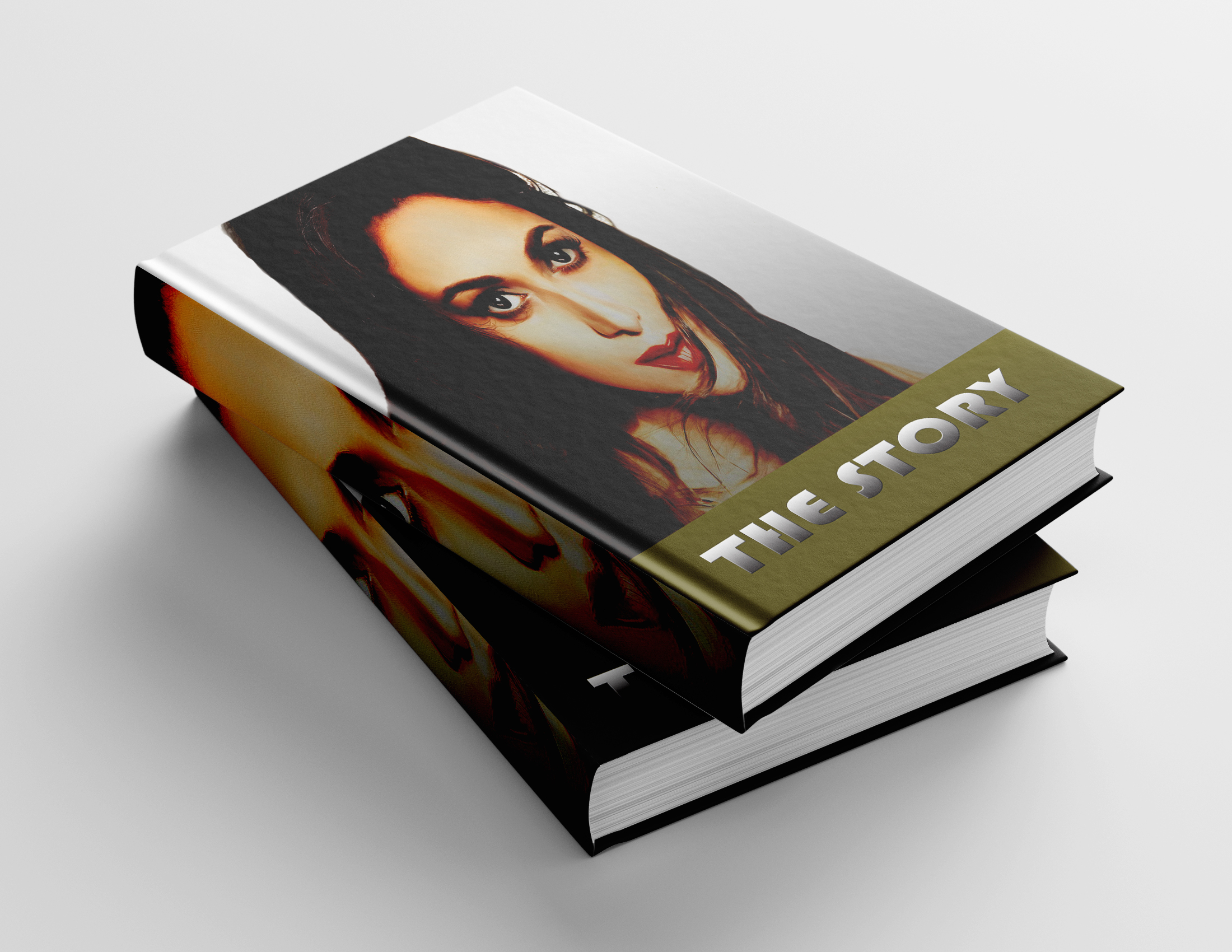 I WILL CREATE A PROFESSIONAL BEAUTIFUL E-BOOK COVER FOR YOU