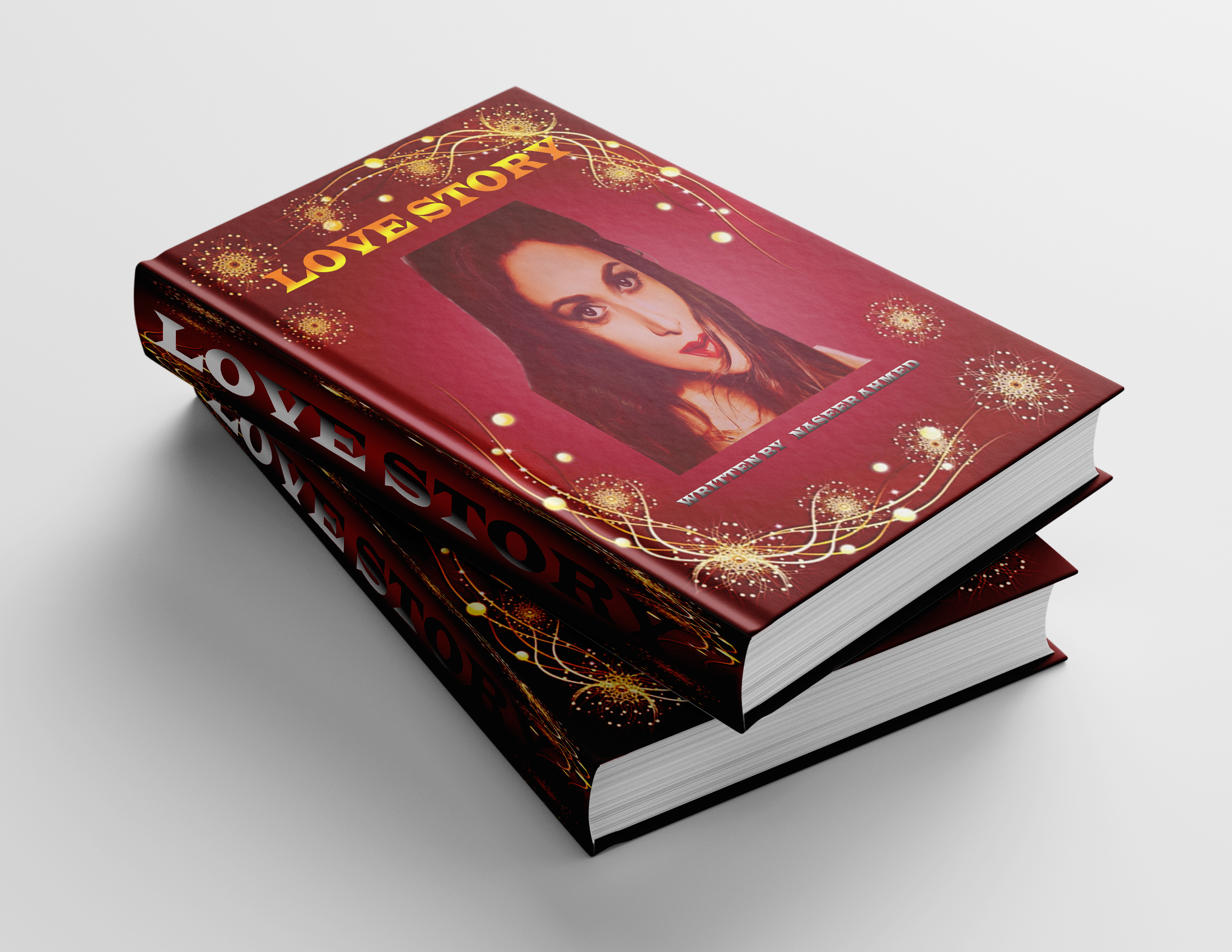 I WILL CREATE A PROFESSIONAL BEAUTIFUL E-BOOK COVER FOR YOU