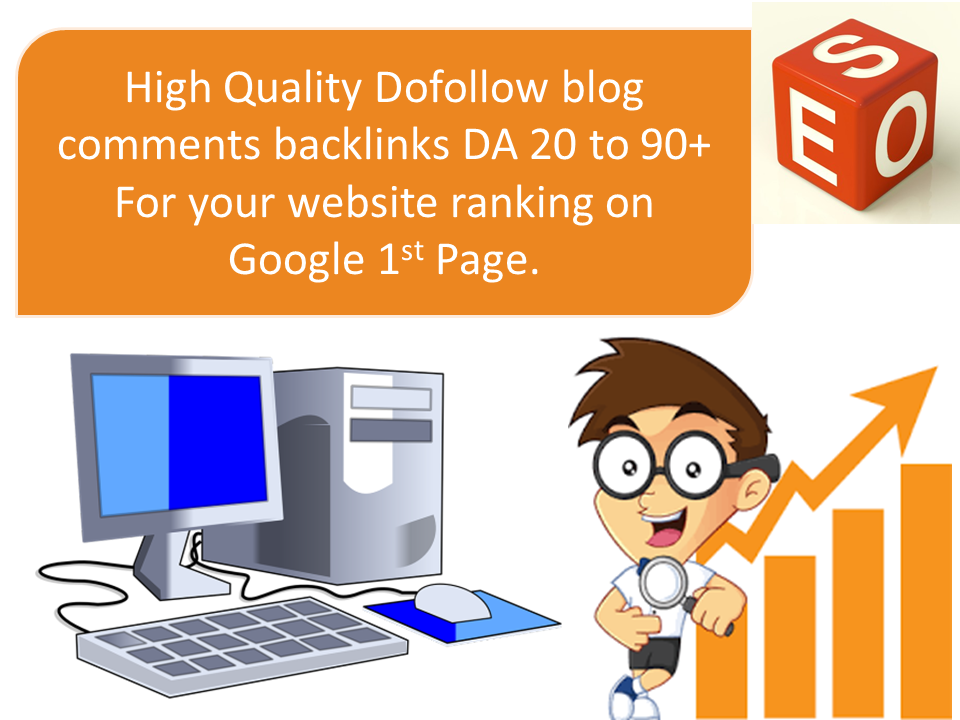 i will create 2000 SEO dofollow backlinks blog comments manually