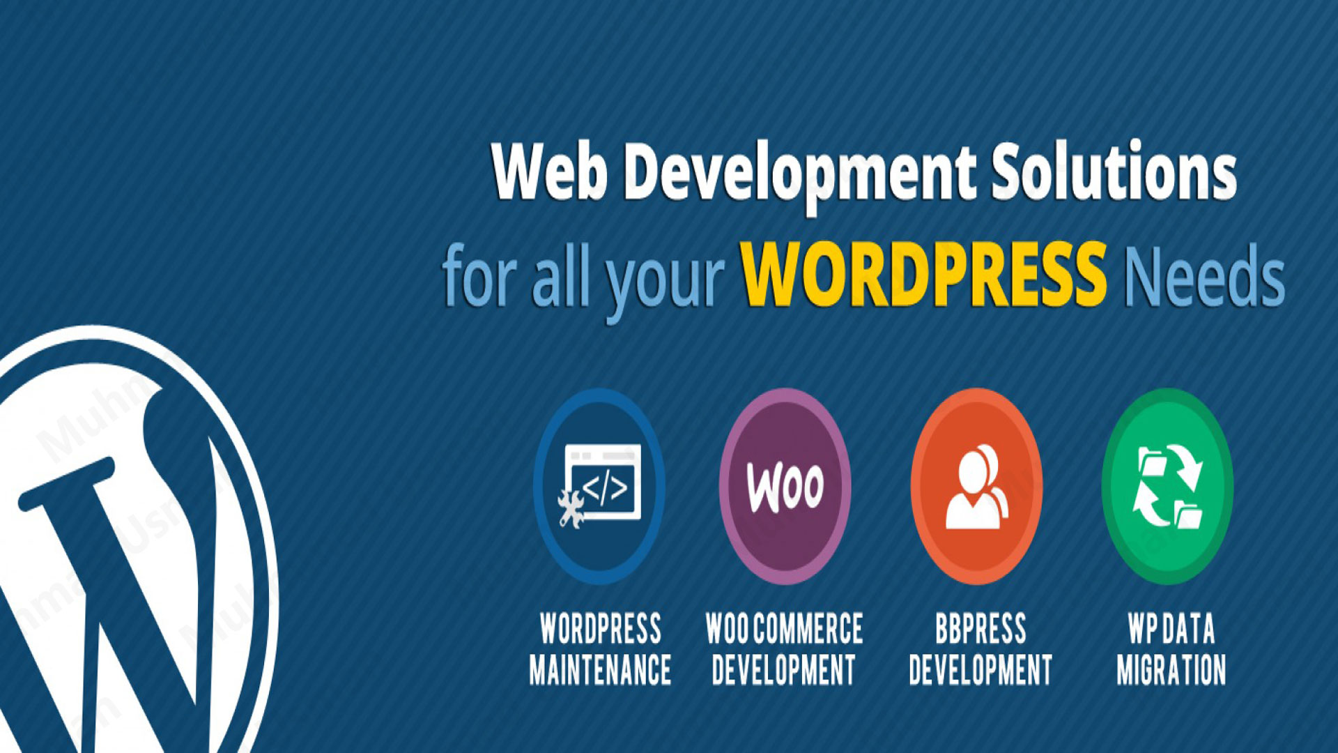 I Will Develop Creative WordPress Website