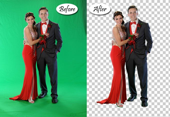 I will professionally remove background in 1 hour