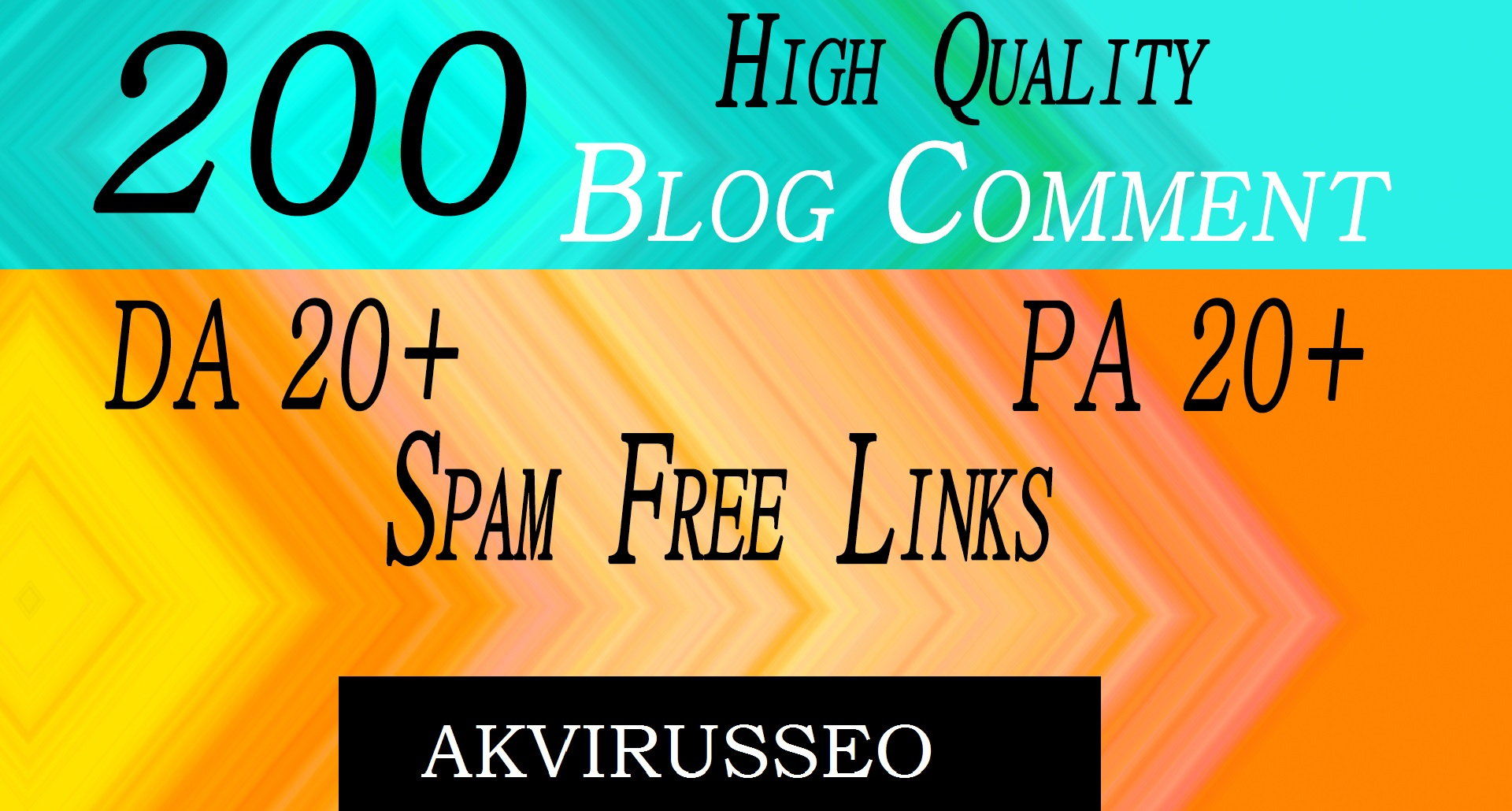 200 Blog Comment High Quality Backlinks On High DA Sites