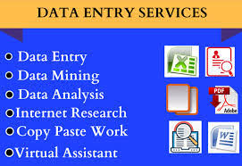 I am Data Entry Expert from Any social media sites.
