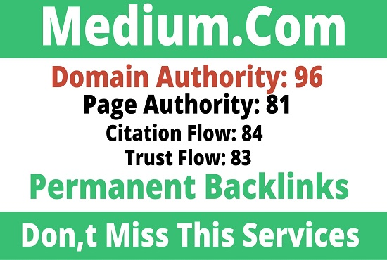 Write And Publish Guest Post DA96 Medium - Medium. com