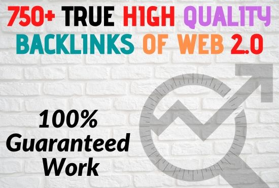 Provide High Quality 2.0 Web Profiles Backlinks