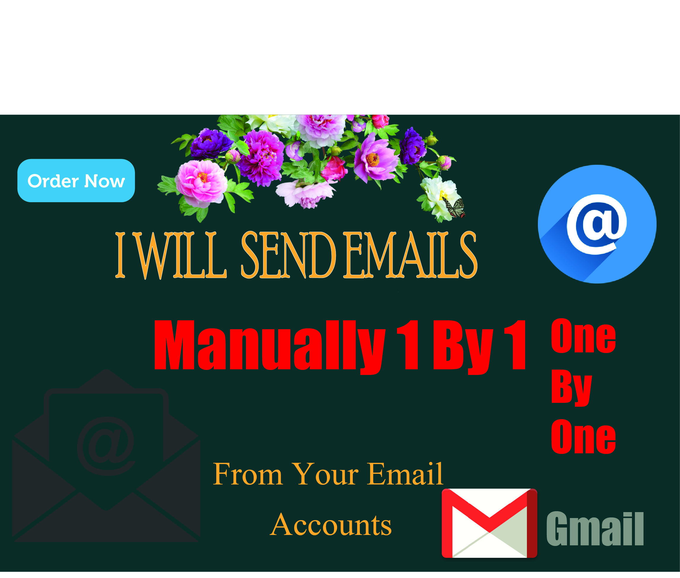 I WILL SEND EMAILS ONE BY ONE FOR YOU