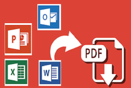 I will edit, merge, extract and convert PDF documents in 2 hours.