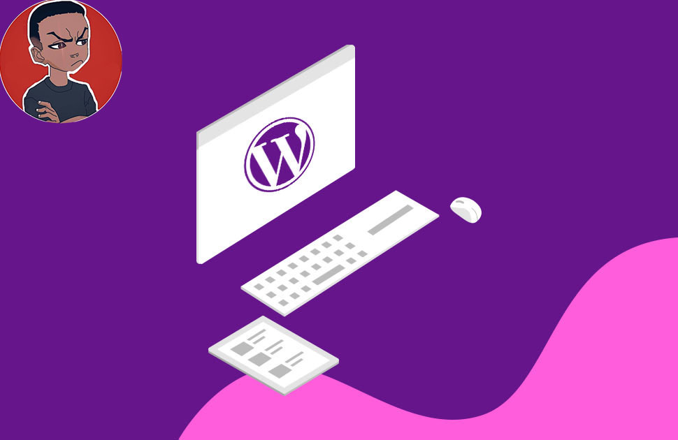 I will create an attractive wordpress site
