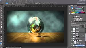 do photo manipulation or photoshop editing