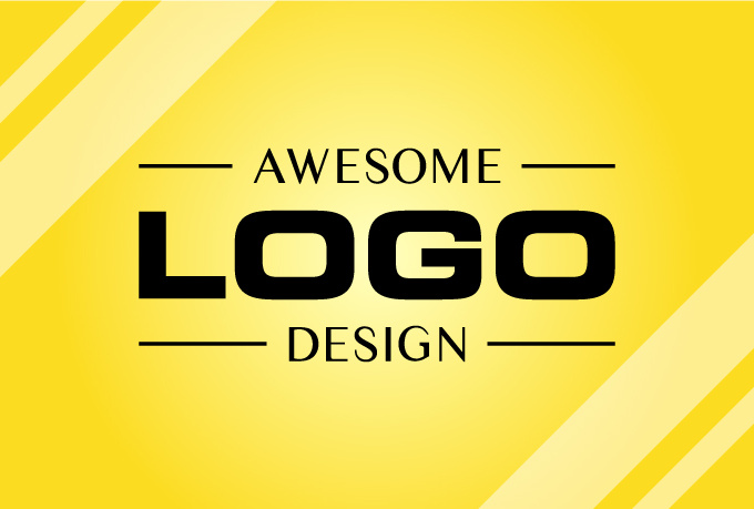 i will create minimalist custom logo design