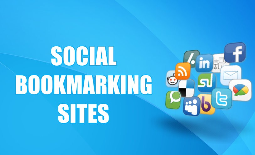 I will make 50 social bookmarking