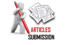 I will 10 artical submission Dofollow Backlink