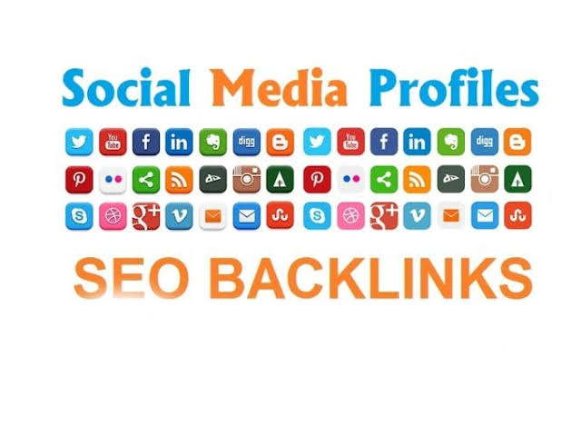 I will Give you 1000 Social Media Profile Backlinks