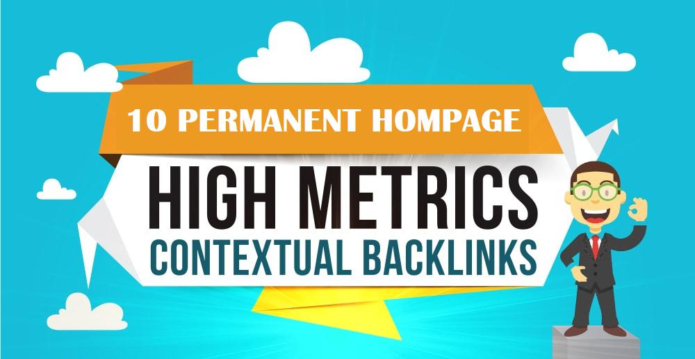 build manually 10 contextual do follow backlinks da 50 plus