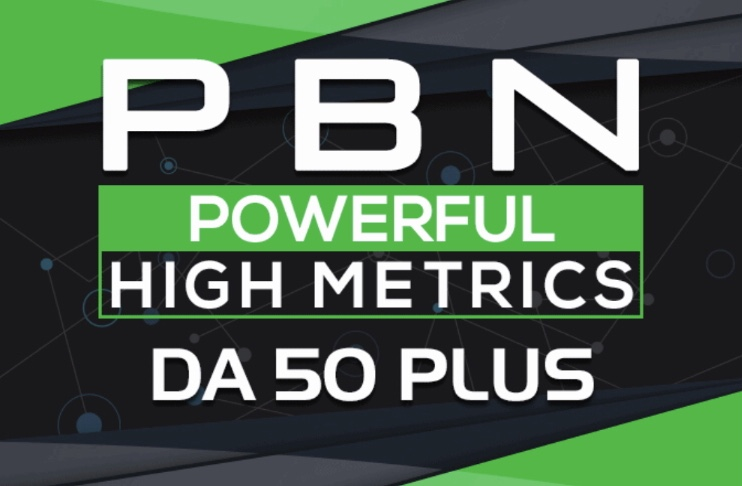 Provide 10 PBN Post Guaranteed Da 50 plus Unique Backlinks