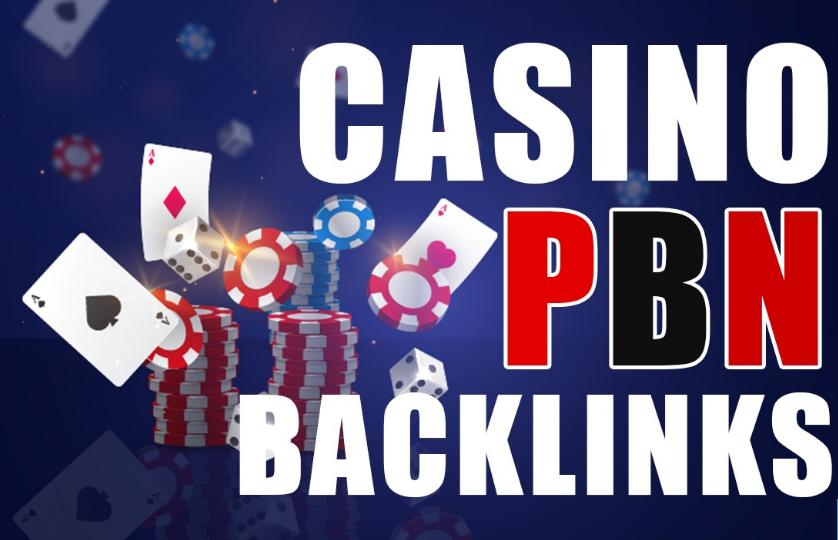 50 PBN Backlinks For Judi Bola, Casino, Poker, Gambling Sites For Boost