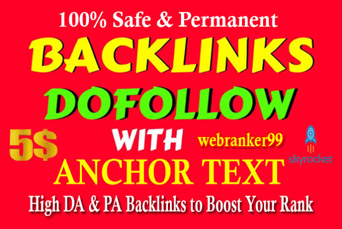 Get 499+ dofollow backlink 100 Unique Articles