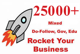 25,000 Backlinks For Business Websites