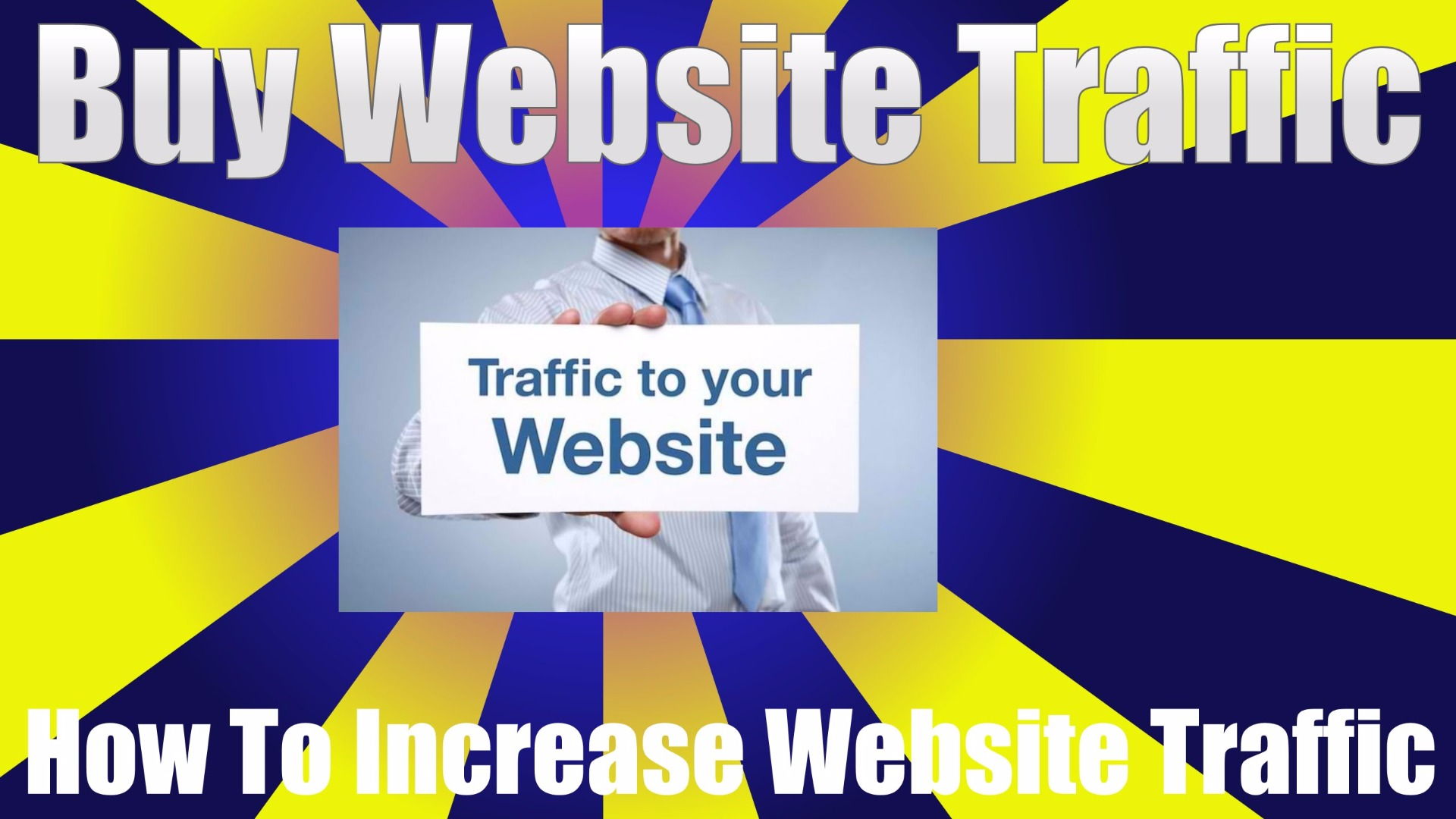 I will generate 100,000 Keyword Targeted, Organic Website Traffic