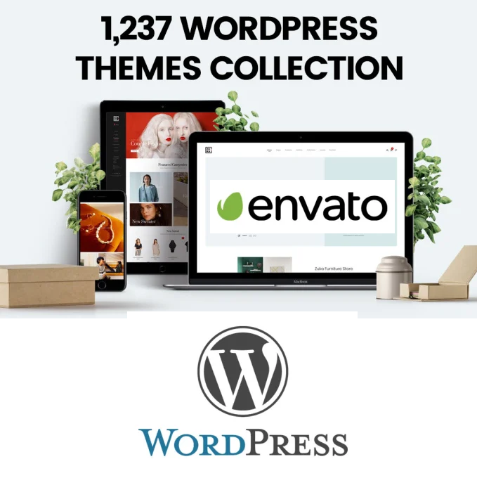 I will give you Genuine Wordpress Theme for Commercial Use