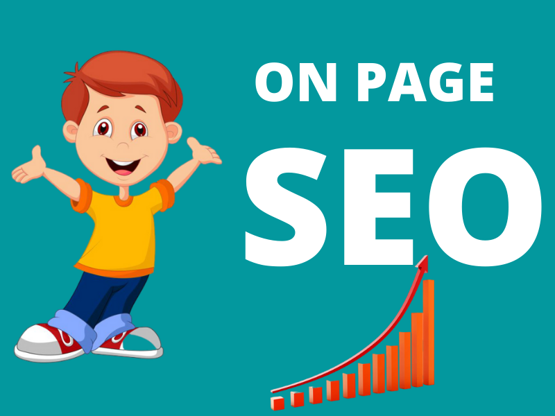 I will do on page SEO and technical onpage optimization of wordpress