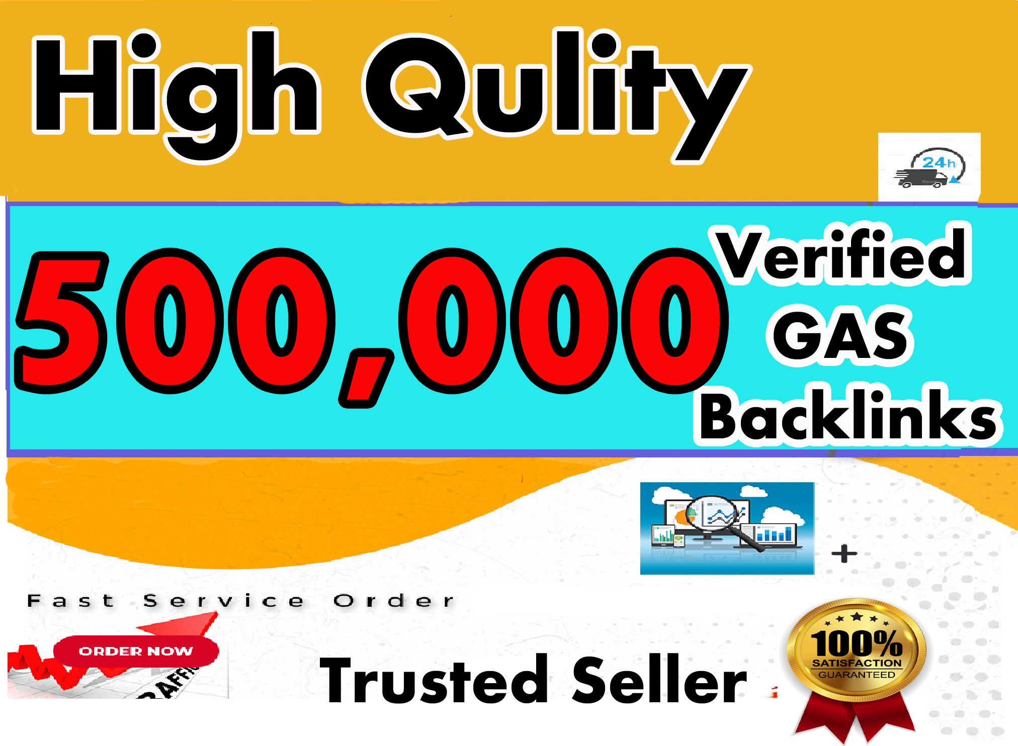 500000 GSA high-quality Backlinks For Fast Ranking with Service