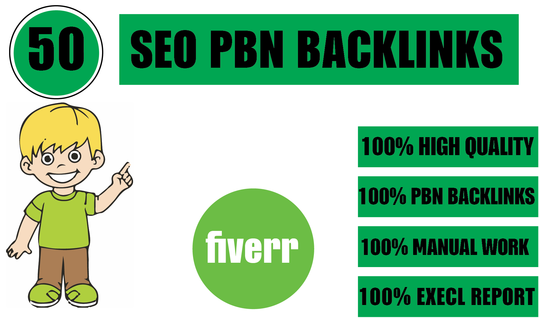I will provide 50 SEO PBN high quality backlinks