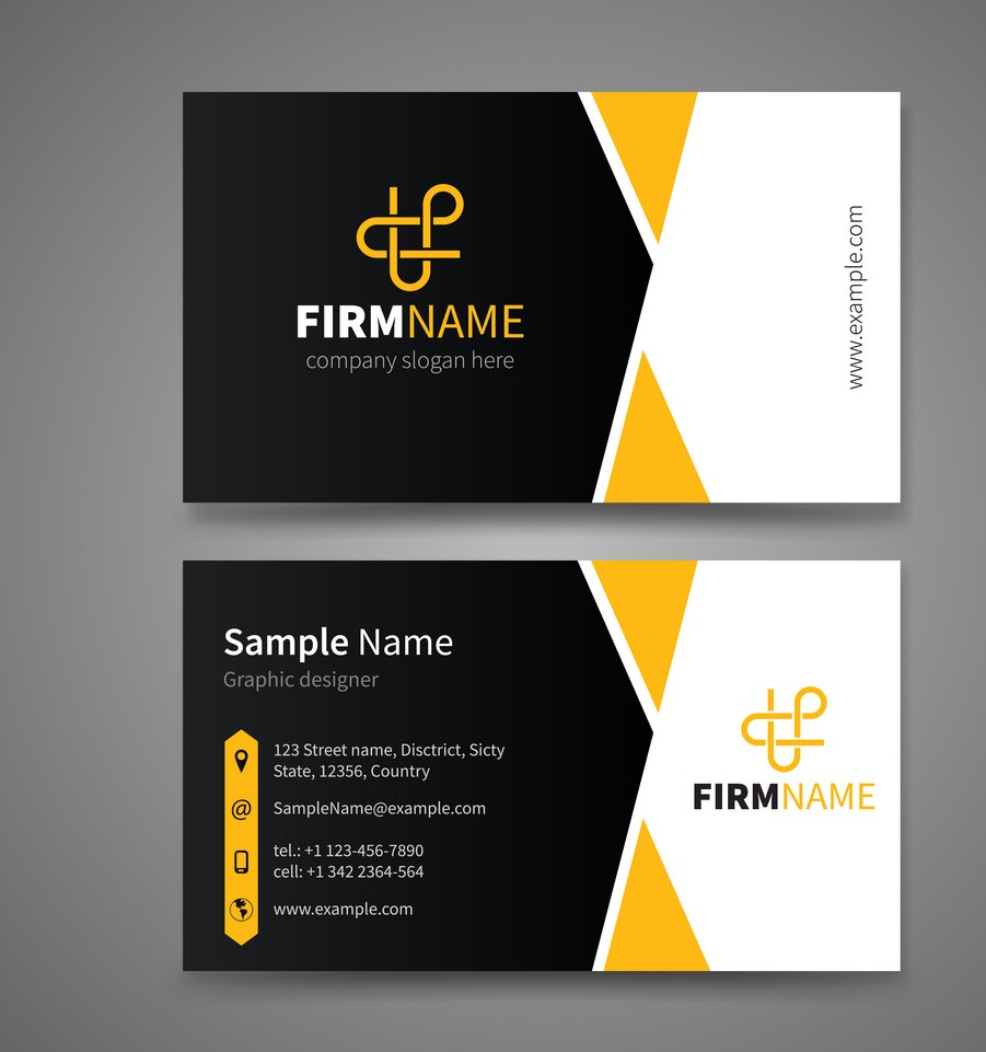Business Card Design Pro delivery in 5 hours