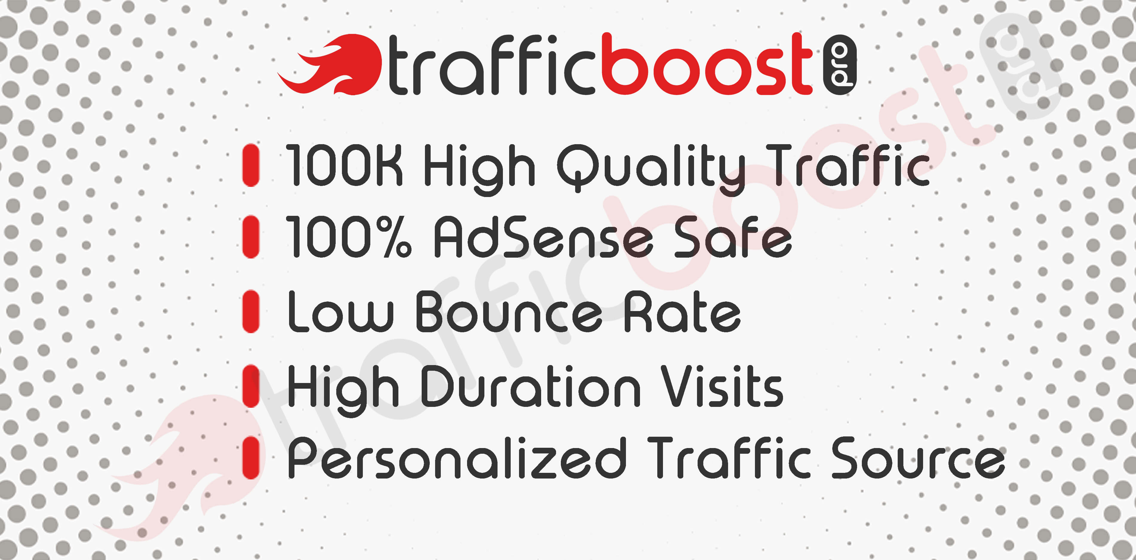 Adsense Safe 100K Search Engine and Social Media Traffic