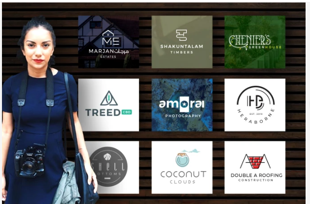 I will do minimalist modern and business logo design