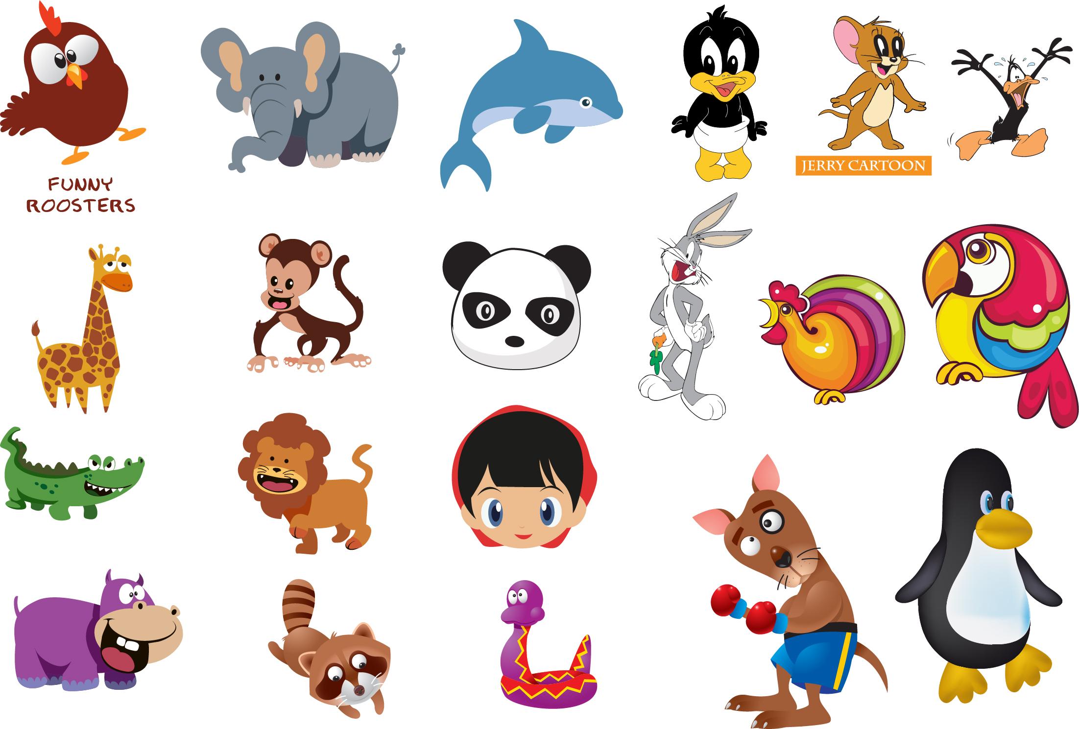 I will create any clip art, logo,icon,line art, sticker or vector illustration