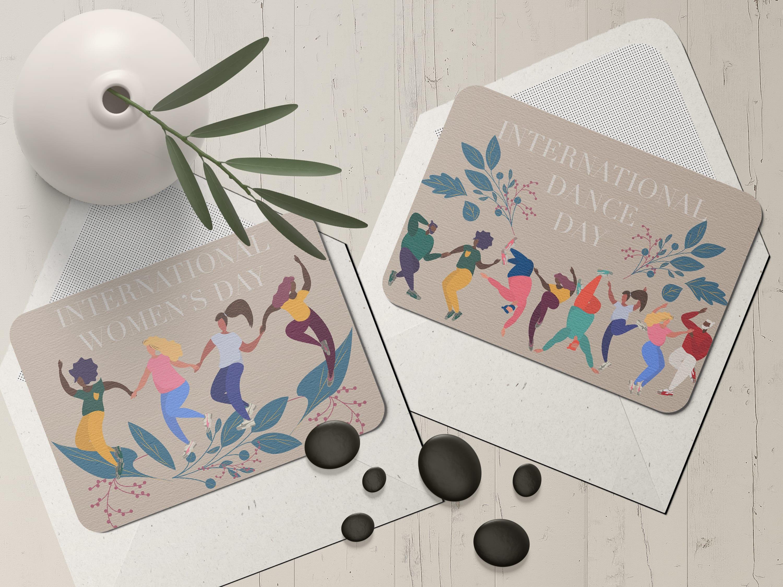 I will design an invitation card for your wedding,  birthdays etc