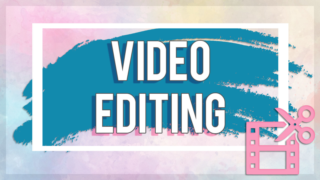 I will do professional video editing for you