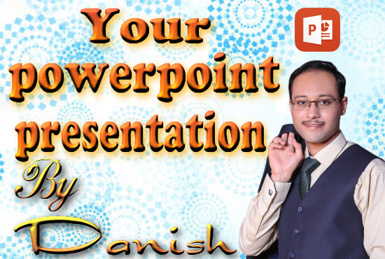 I will create a superior powerpoint presentation