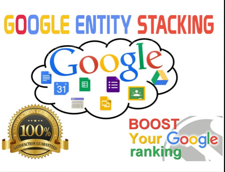 Rank with google Advanced stacking Permanent Contextual Backlinks