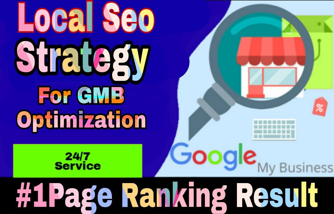 local seo strategy for gmb optimization