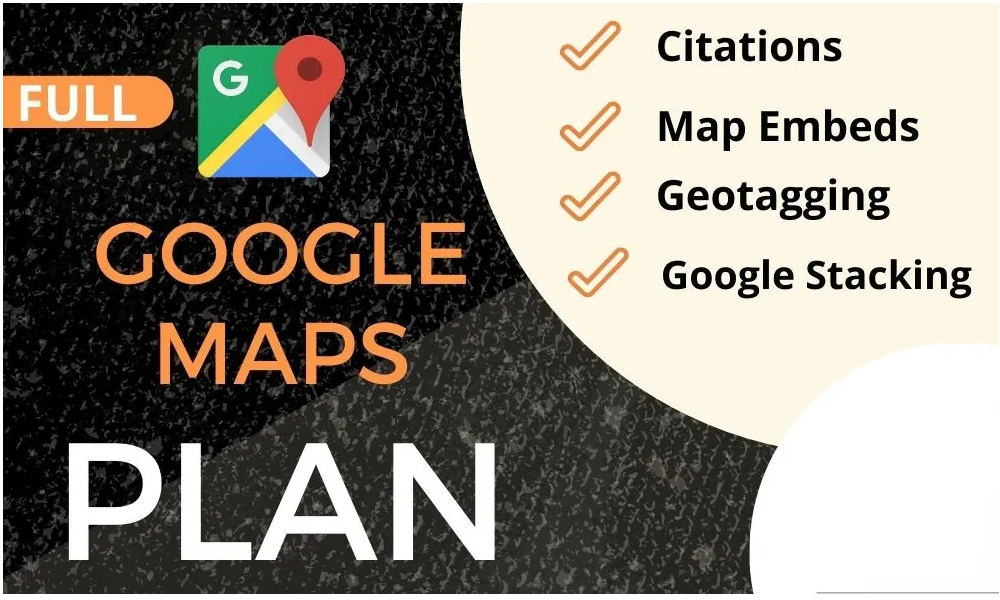 I will do full google map plan to outrank local competitors