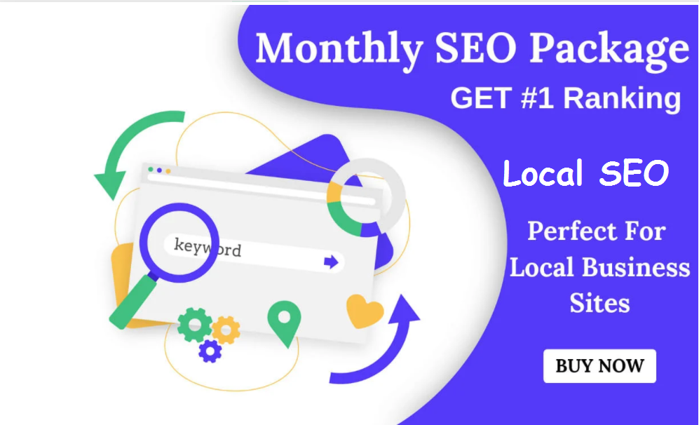 I will do complete monthly SEO service for google top ranking